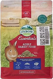 Oxbow Animal Health Bunny Basics Essentials Adult Rabbit Pet Food