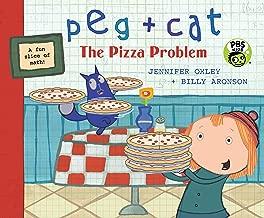 peg and cat pizza problem