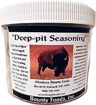 Best deep pit seasoning Reviews