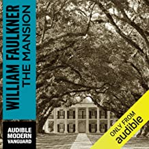 william faulkner audiobook