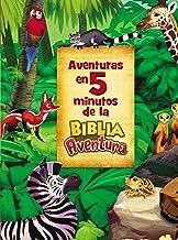 Aventuras en 5 minutos de la Biblia Aventura (Adventure Bible) (Spanish Edition)
