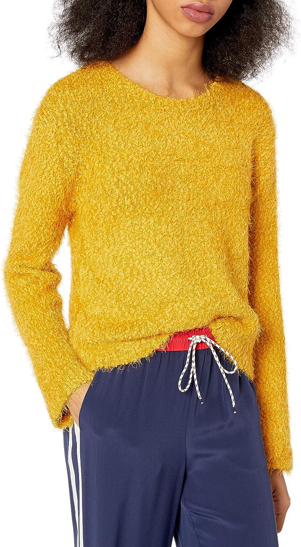 Minneapolis Mall BB 4 years warranty DAKOTA Women's Get Neck Boucle Sweater Crew