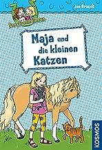Ponyfreundinnen, 2, Maja und die kleinen Katzen (German Edition)