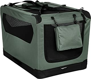 x large dog crate with divider