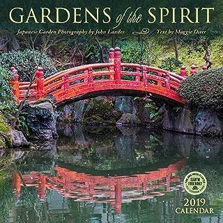 Gardens of the Spirit 2019 Wall Calendar: Japanese Garden Photography