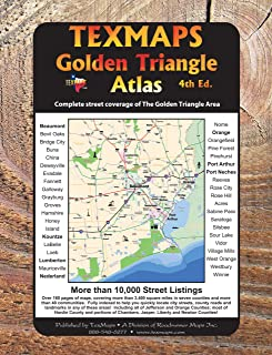 Golden Triangle Atlas, TX Beaumont Area