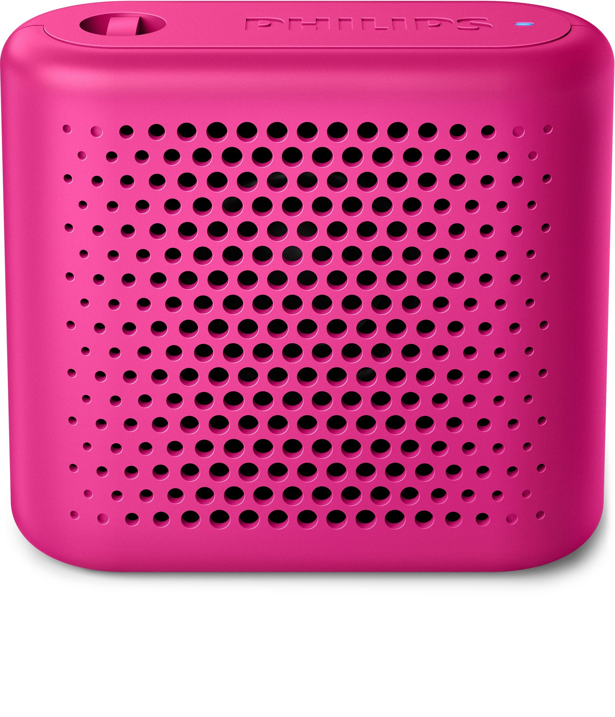 Philips BT55P - Mini Altavoz Bluetooth inalámbrico portatil, Compatible con Smartphones, iPhone, Android y Tablet, Rosa: Philips: Amazon.es: Electrónica