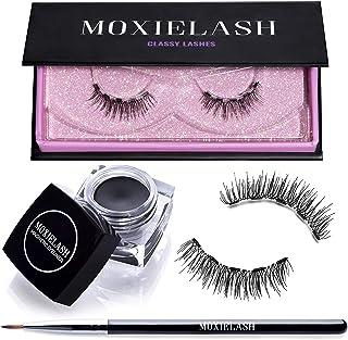 008ea5ed746 MoxieLash Classy Bundle - Magnetic Gel Eyeliner for Magnetic Eyelashes - No  Glue & Mess Free