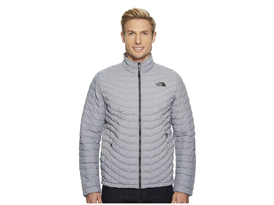 The North Face Stretch ThermoBall Full Zip (Mid Grey) Men