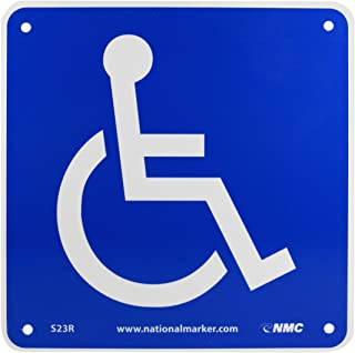 NMC S23R Office Sign, Handicapped Graphic, 7