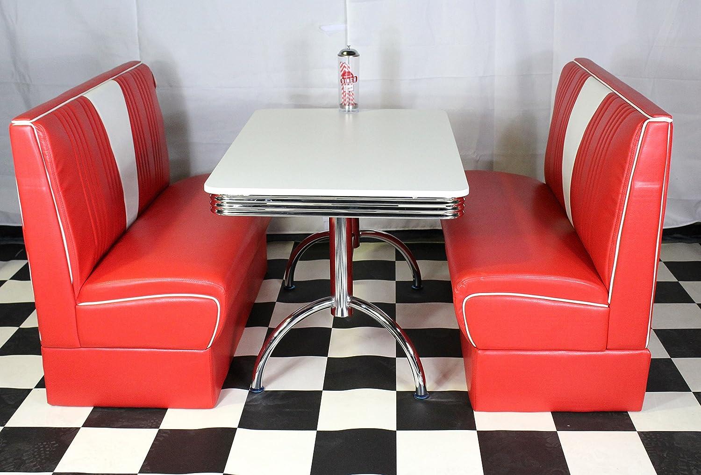 Just Americanacom American Diner Möbel Stil der 9er Jahre Retro ...