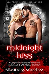 Midnight Kiss: Stone Witches of London, Book One. (The Unnatural Brethren) Kindle Edition