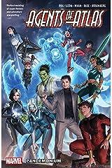 Agents Of Atlas: Pandemonium (Agents Of Atlas (2019)) Kindle Edition