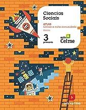 Ciencias sociais. 3 Primaria. Máis Celme