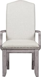 gray dining arm chairs