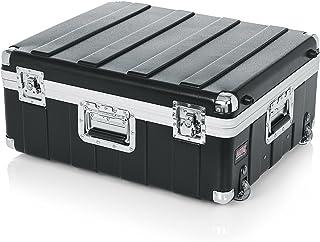 GATOR G-MIX 19X21 - Estuche para mesa de mezclas (interior moldeado, con ruedas), color negro, 48,2 x 53,3 cm