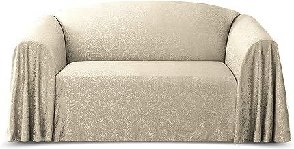 Stylemaster Brianna, Large Sofa, Ivory