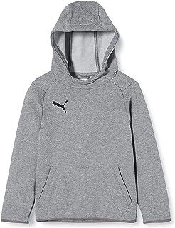 Puma Liga Casuals Hoody Jr Sweatshirt, Unisex niños