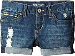 Levi's® Kids Boyfriend Shorts (Big Kids)