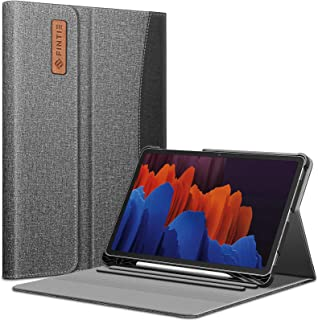 Fintie Case for Samsung Galaxy Tab S7 Plus 12.4'' 2020 (Model SM-T970/T975/T976/T978) with Built-in S Pen Holder, Multiple...