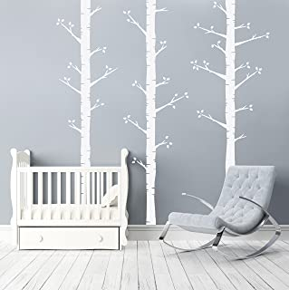 Better Than Paint | White Birch | Wall Art Transfers | Fast & Easy