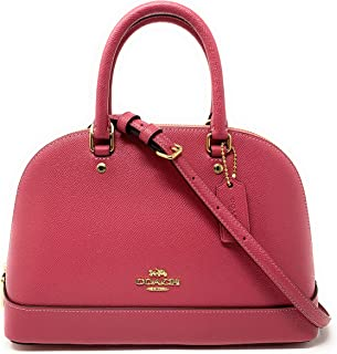 COACH WOMENS MINI SIERRA SATCHEL F27591