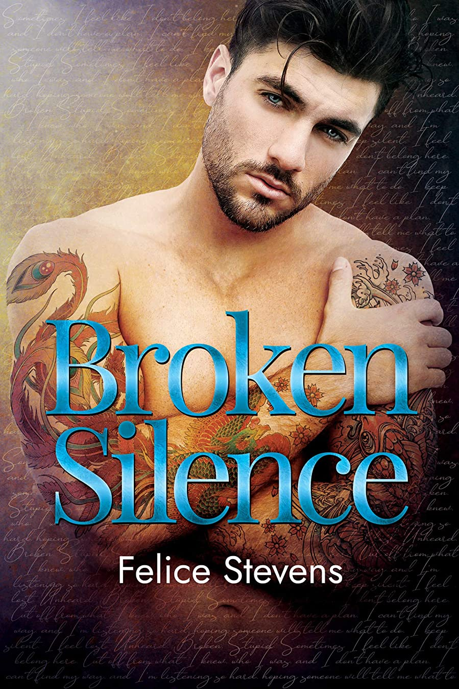 何かストラップシーケンスBroken Silence (Rock Bottom Book 1) (English Edition)