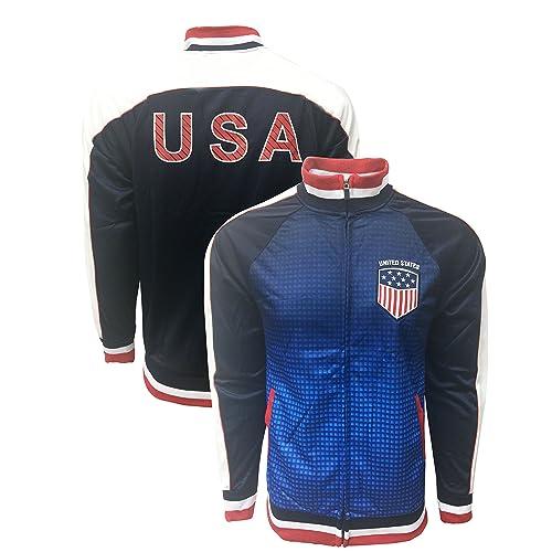 Team USA Jacket  Amazon.com 0cb95ffea