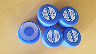 Water Bottle Cap for 3 or 5 gallons - Non Spill (Quantity of 6) MADE IN USA.