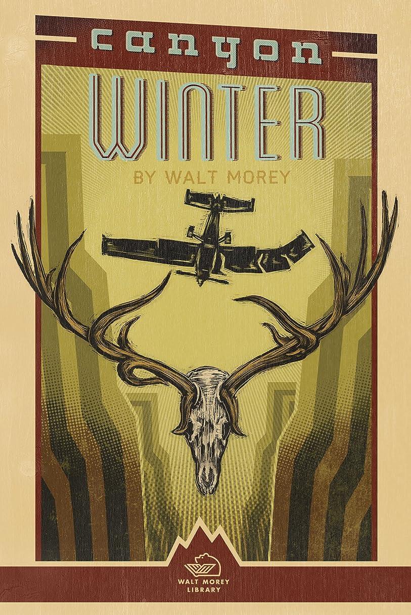農夫マダム望むCanyon Winter (English Edition)