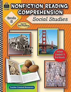 Nonfiction Reading Comprehension: Social Studies, Grade 5: Social Studies, Grade 5