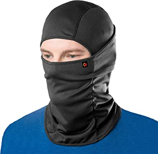 Le Gear Face Mask Pro+ for Bike, Ski, Cycling, Running, Hiking - Protects from Wind, Sun, Dust - 4 Way Stretch - #1 Rated ...