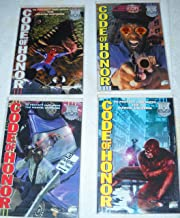 To Protect and Serve the Marvel Universe (Code of Honor, Complete Set)