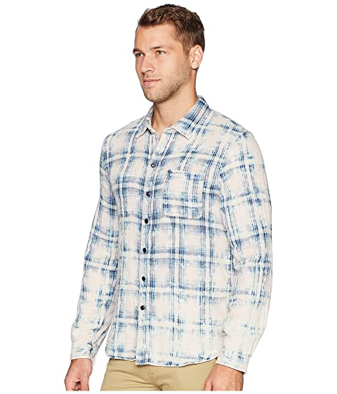 Cheap Price Factory Outlet John Varvatos Star U.S.A. Double Faced Reversible Long Sleeve Shirt W600U2B Antique Rose Inexpensive For Sale ABk9PM