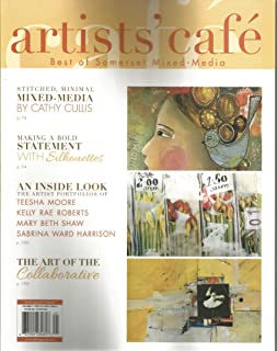 Stampington And Company Artists' Cafe (Volume 7)