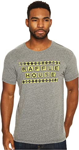The Original Retro Brand - Waffle House Tri-Bled Short Sleeve Tee