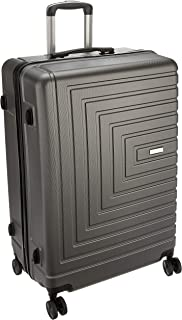 Cross Dora Polycarbonate 67 cms Grey Hardsided Check-in Luggage (ACO2272308_3-M85)