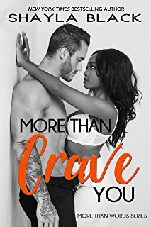 More Than Crave You (More Than Words Book 4)
