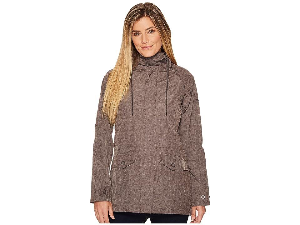 Columbia Laurelhurst Park Jacket (Mineshaft Heather) Women
