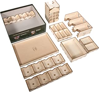 The Broken Token Box Organizer for Betrayal at House on The Hill