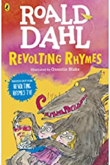 Revolting Rhymes (English Edition) Format Kindle