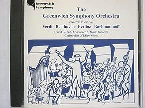 greenwich symphony orchestra