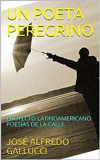 UN POETA PEREGRINO: PROYECTO LATINOAMERICANO POESÍAS DE LA CALLE (POEMAS PROFÉTICOS nº 6) (Spanish Edition)