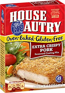 House-Autry Gluten-Free Extra Crispy Pork Breader (8 PACK)