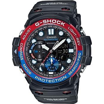 [カシオ] 腕時計 ジーショック GULFMASTER GN-1000-1AJF ブラック