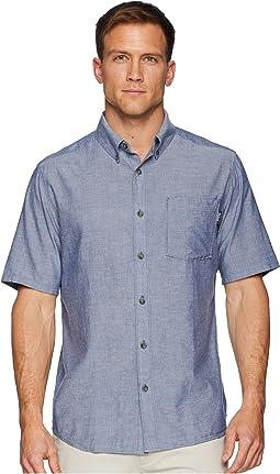 Classic Fit Weyland View Short Sleeve Shirt