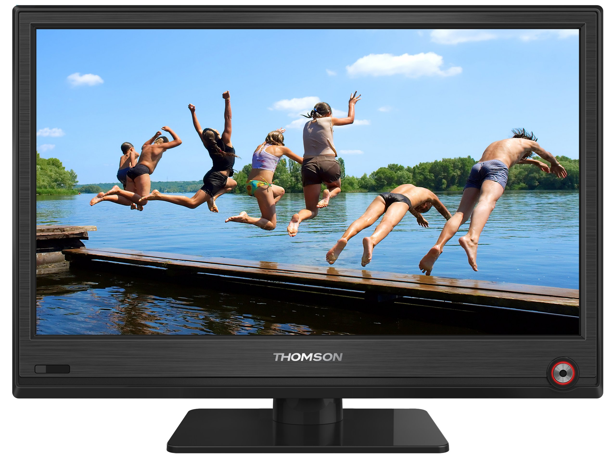 Thomson 24HU5253 LED TV - Televisor (609.6 mm (24