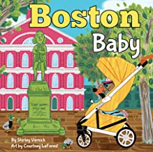 Boston Baby: A Local Baby Book