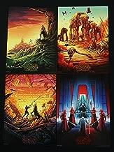Best amc the last jedi poster Reviews