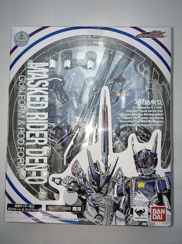 bienvenido a comprar SHFiguarts SHFiguarts SHFiguarts Kamen Rider Den-O Pistola formulario y Den-O Formulario Varilla (japonesas Importaciones)  genuina alta calidad